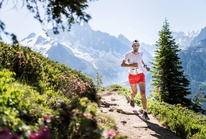 Kilian Jornet runs Mont Blanc Marathon