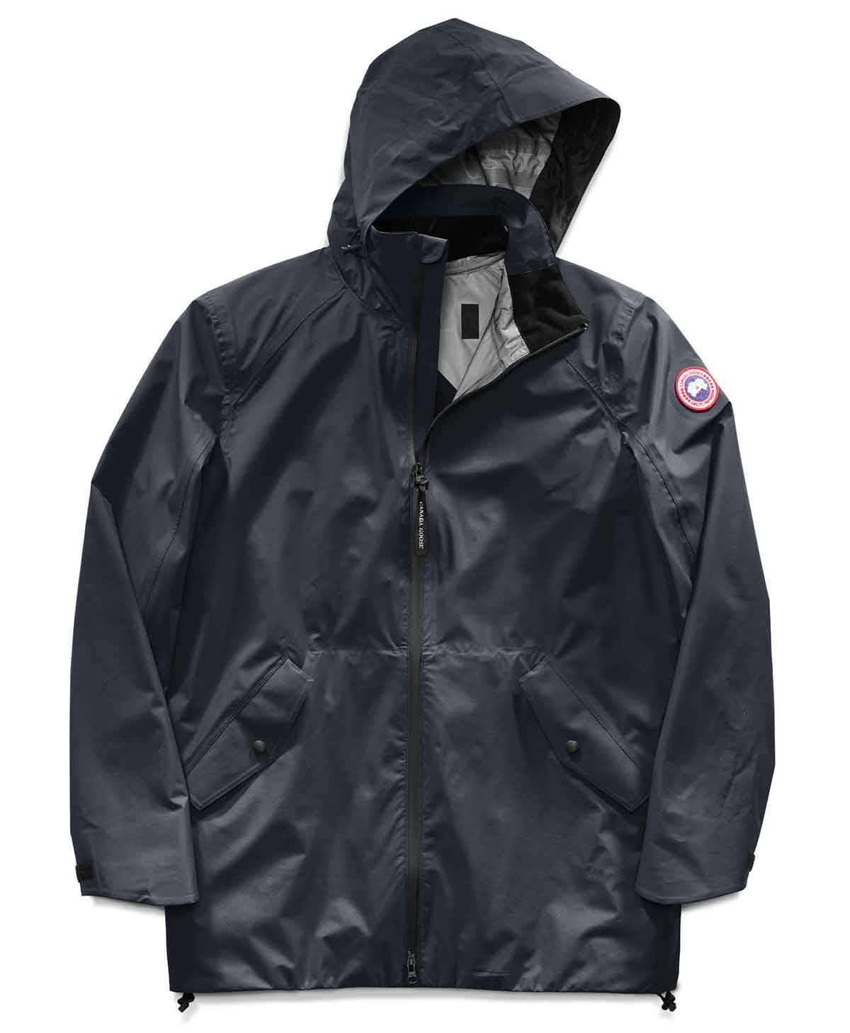 canada goose Raincoats White