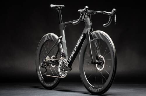 Cannondale System Six fastest bike in the world
