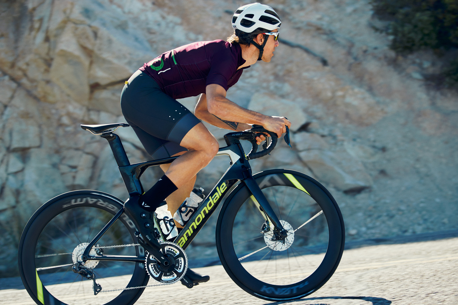Cannondale Claims Fastest Road Bike That S Uci Legal
