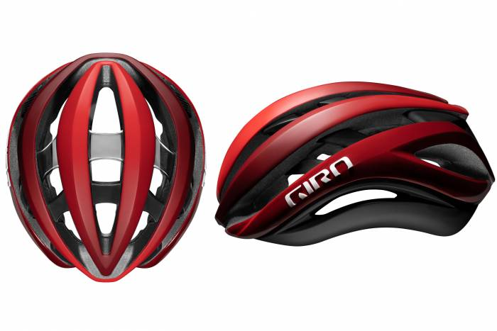 Giro Aether road bike helmet with MIPS Spherical