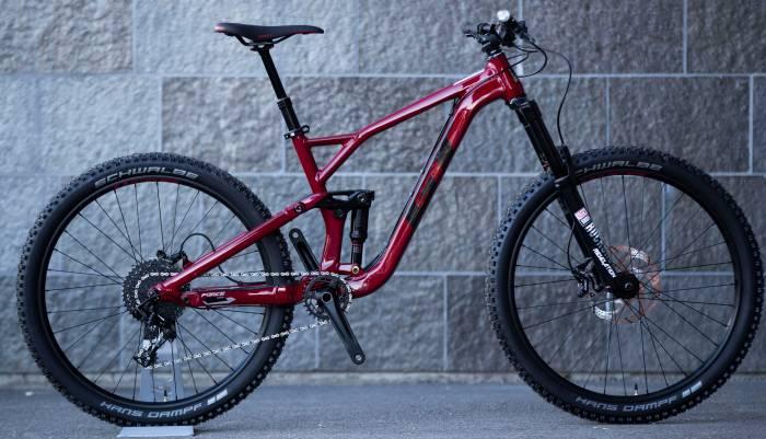 GT Force Elite mountain bike