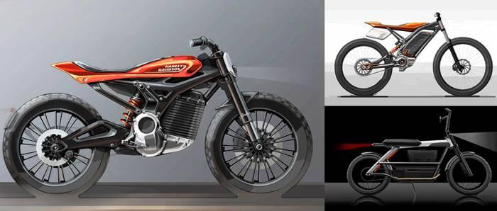Harley-Davidson off-road concept