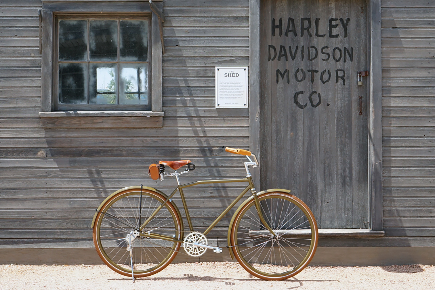 Heritage Bicycles Harley-Davidson