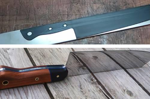 Kiritsuke chef's knife
