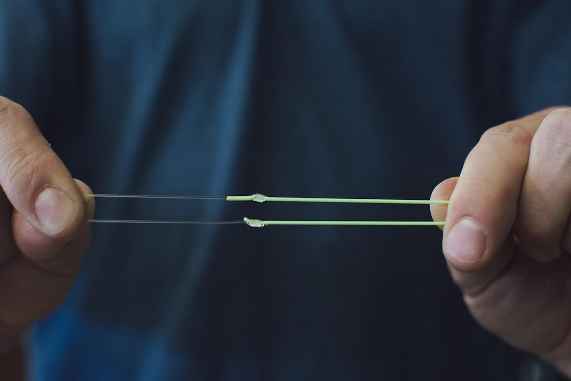 What's on Your Reel? Leader and Tippet Explained