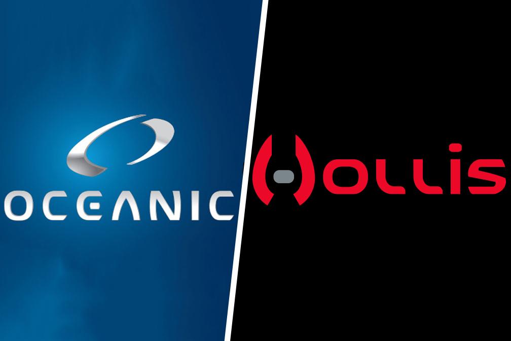 Oceanic Hollis logos