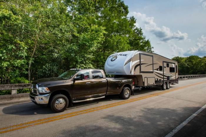 RV trailer Camping World Gander Outdoors