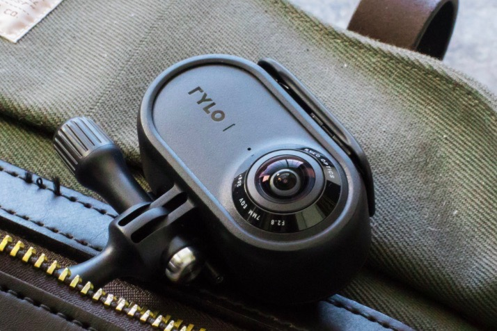 Shoot First, Aim Later With Rylo 5.8K Action Camera