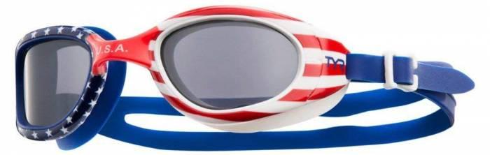 TYR American Swim Goggles
