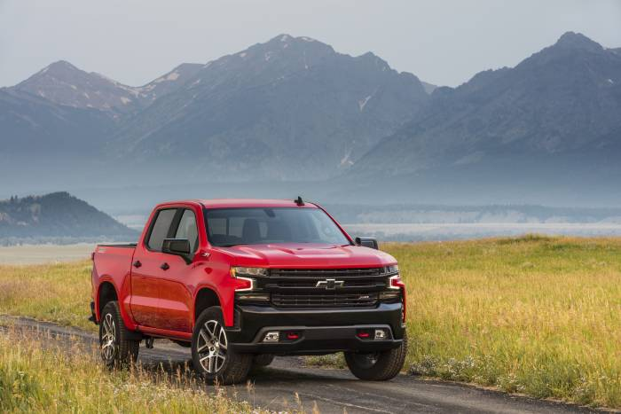First Drive: 2019 Chevrolet Silverado 1500 Trail Boss ...