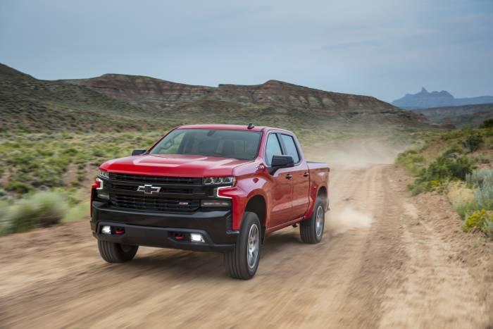 First Drive: 2019 Chevrolet Silverado 1500 Trail Boss ...