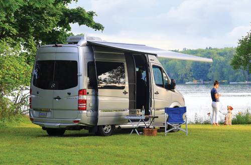 353a7f2c96 Airstream Adds 19-Foot  Sprinter  Build to Lineup