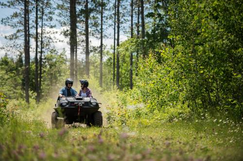 ARGO ATVs in Wisconsin