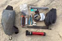 Bikepacking tools and hacks