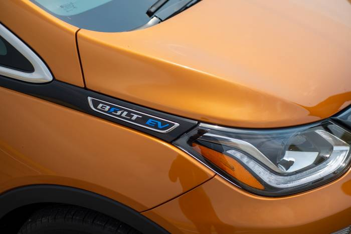 Chevy bolt outdoor offroad adventure review