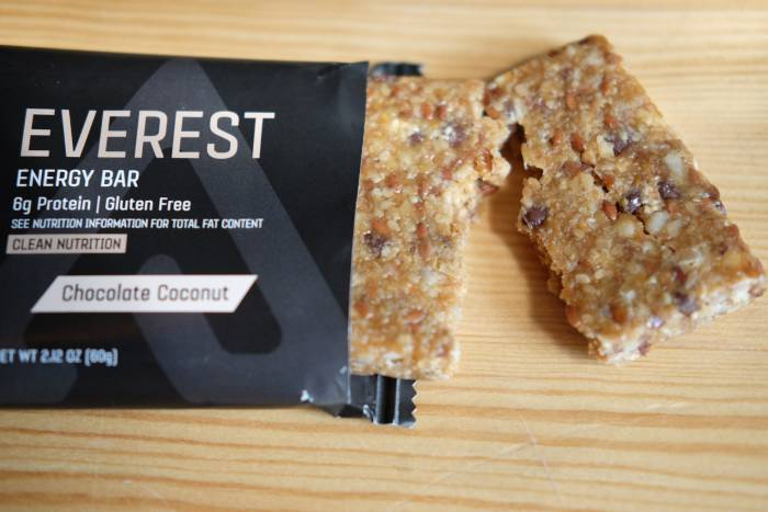 Everest Gluten-Free Bar