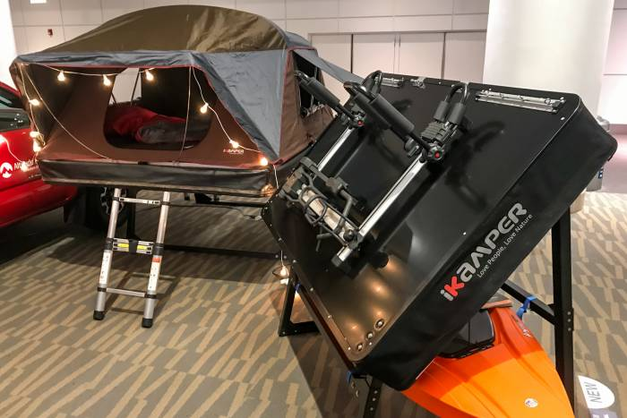 Outdoor Retailer Overlanding 2018 Tools For All Terrain