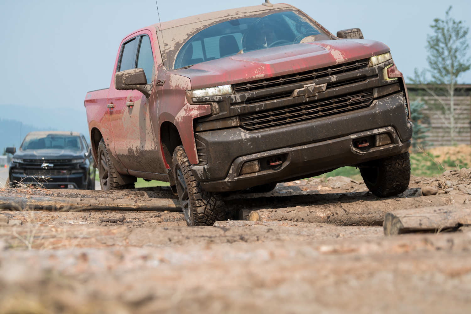 First Drive 2019 Chevrolet Silverado 1500 Trail Boss Review White Lifted Chevy