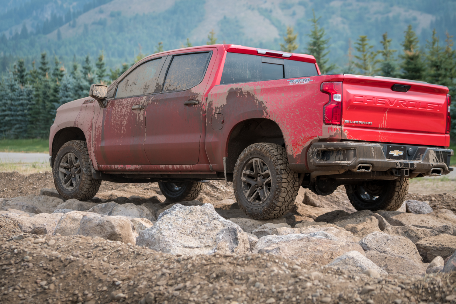 First Drive 2019 Chevrolet Silverado 1500 Trail Boss Review