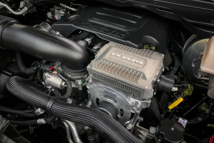 Dodge Ram 1500 eTorque atop Hemi V8