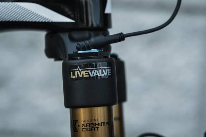 Fox Live Valve Mountain Bike fork