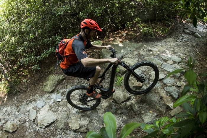 Fox Live Valve Mountain Bike