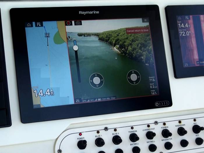 App Turns This Drone Into a Dedicated Fish Finder | GearJunkie