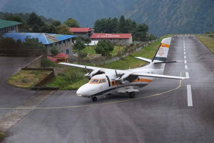 Nepal fake rescue