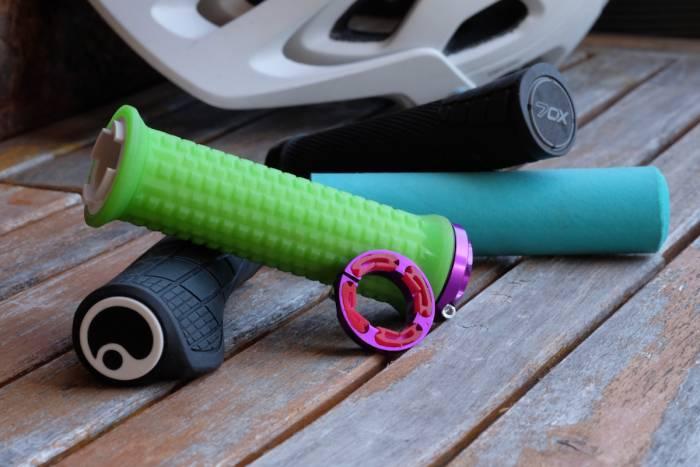 Mountain Bike Grips
