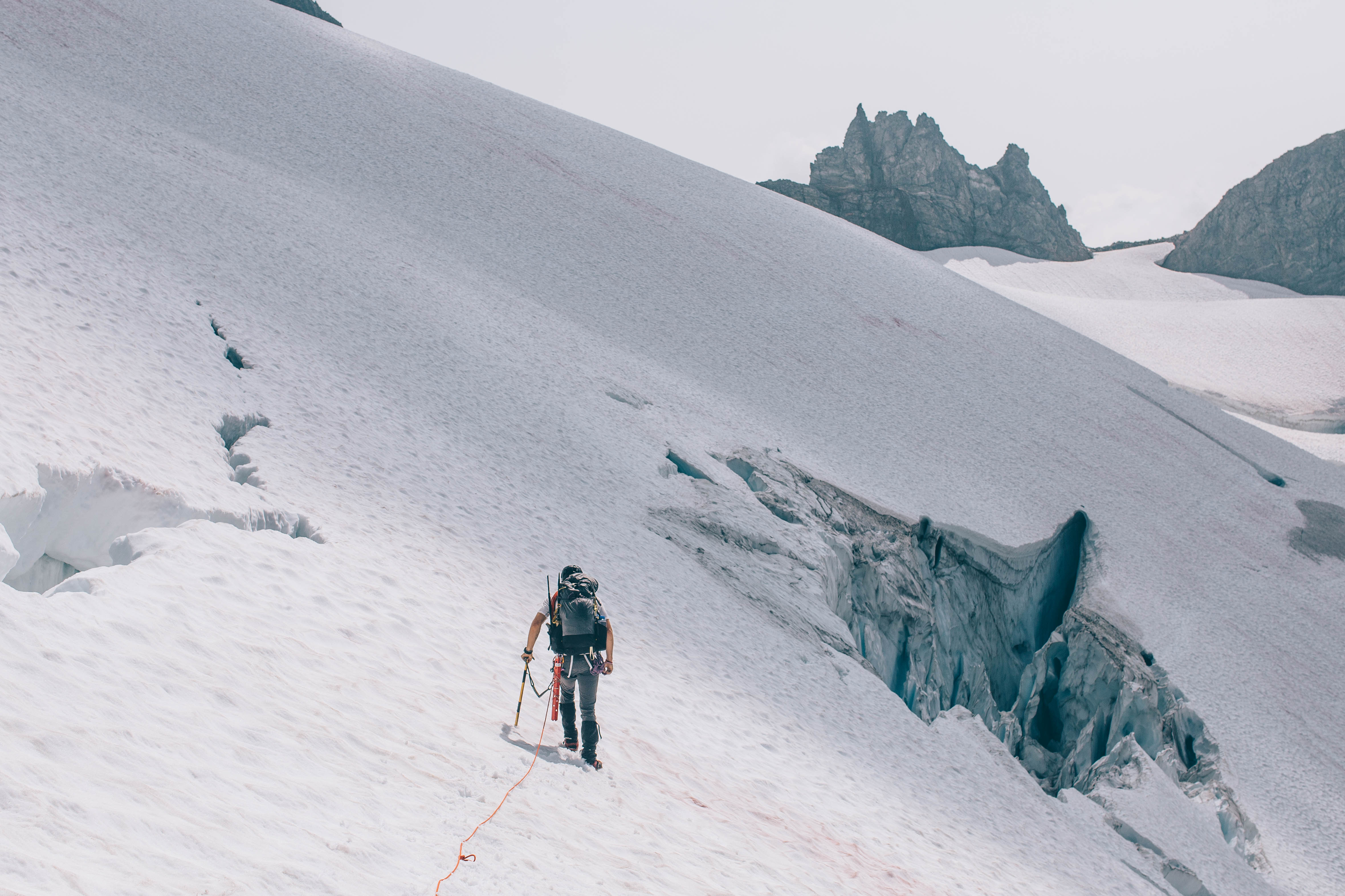 Gear for a Classic Mountaineering Route   TalashMe