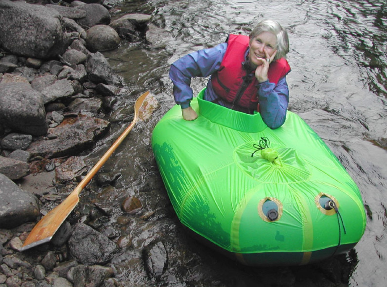 From Toy to Adventure Tool: Alplacka Raft Floats Into Mainstream