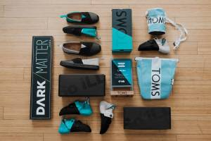 TOMS x So iLL climbing gear for 1Climb