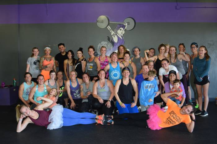 women's-only CrossFit gym