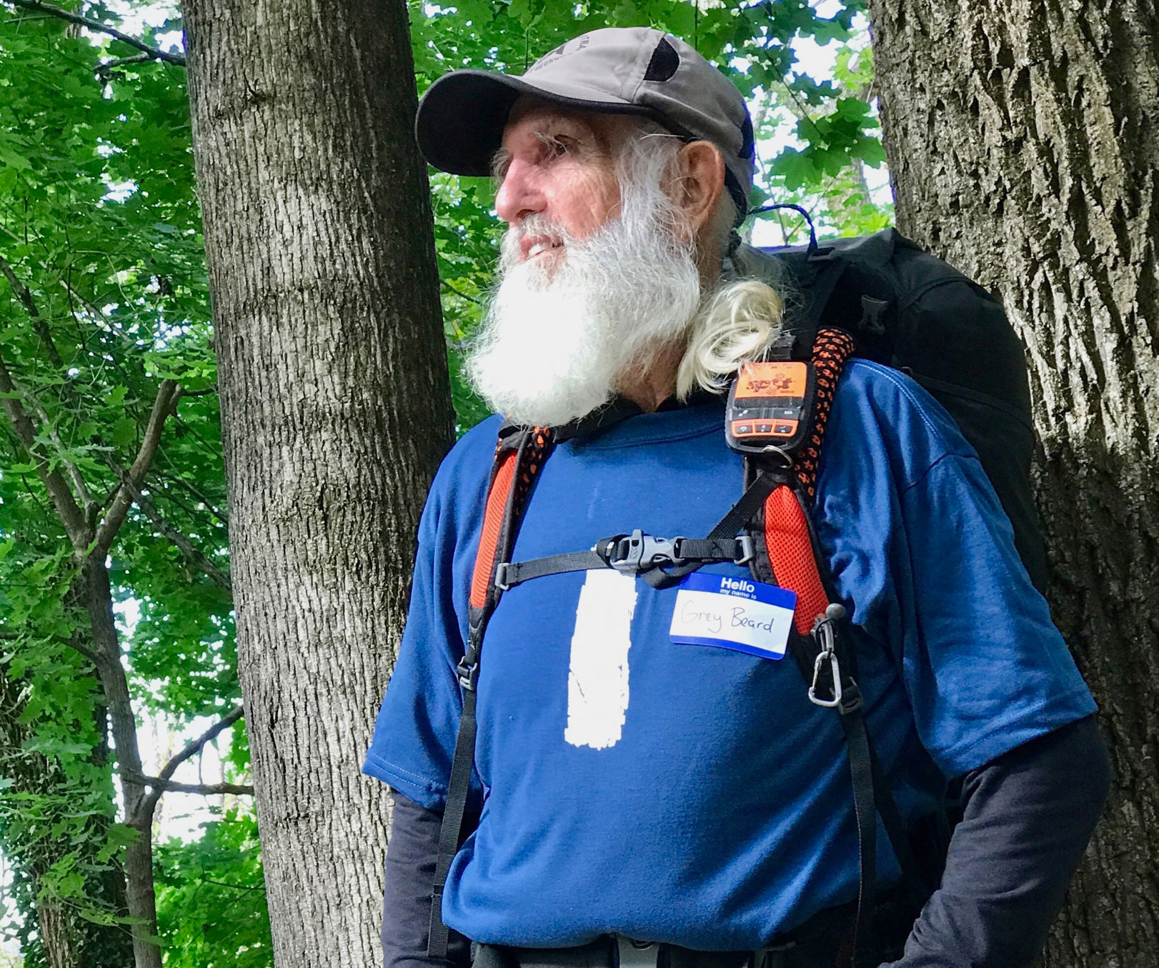 SPOT Devices Go the Length of the Appalachian Trail and Beyond