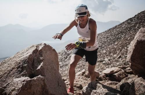 Dakota Jones Pikes Peak Marathon