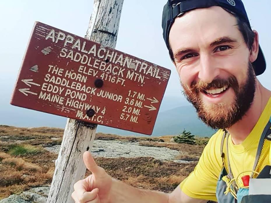 Karel Sabbe Appalachian Trail
