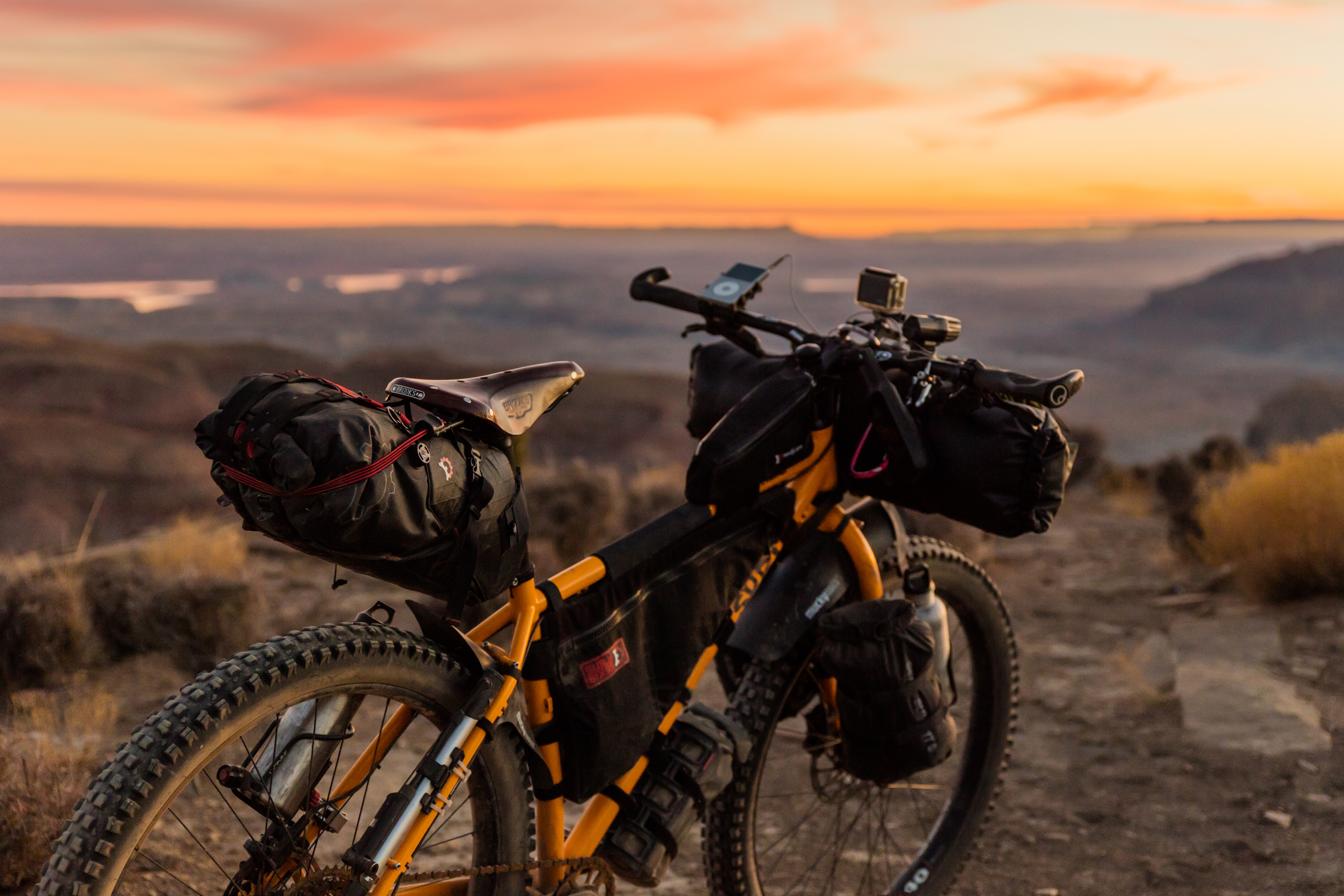 Gear Up For Long Miles 10 Essentials For A Bikepacking