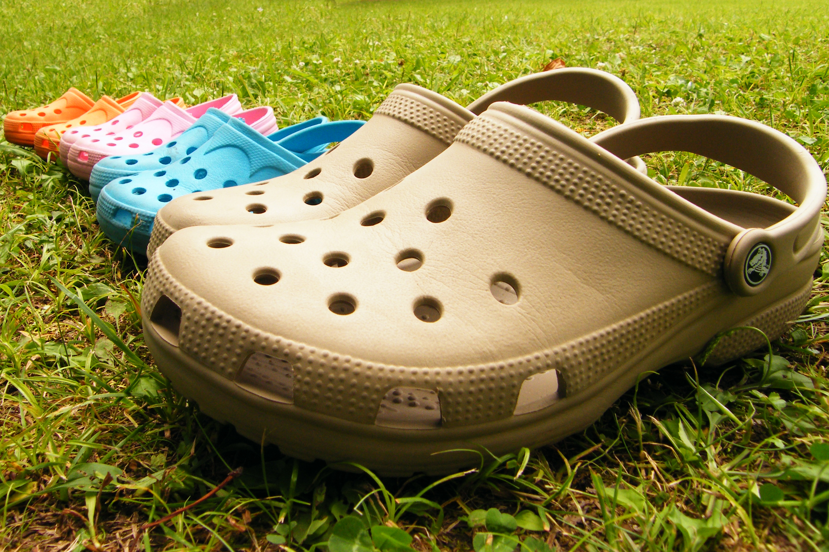 new style 74bc4 bd3b5 Overhead, Underfoot: Crocs Cuts Costs, Outsources All ...