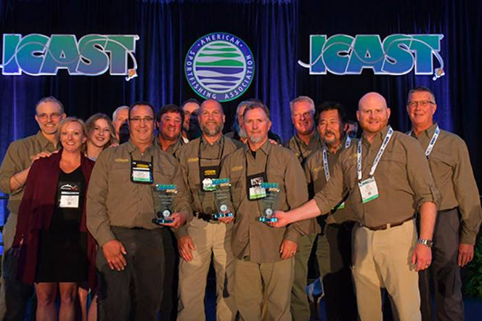 St  Croix Rods Wins 3 'Best of Show' Awards at 2018 ICAST | GearJunkie
