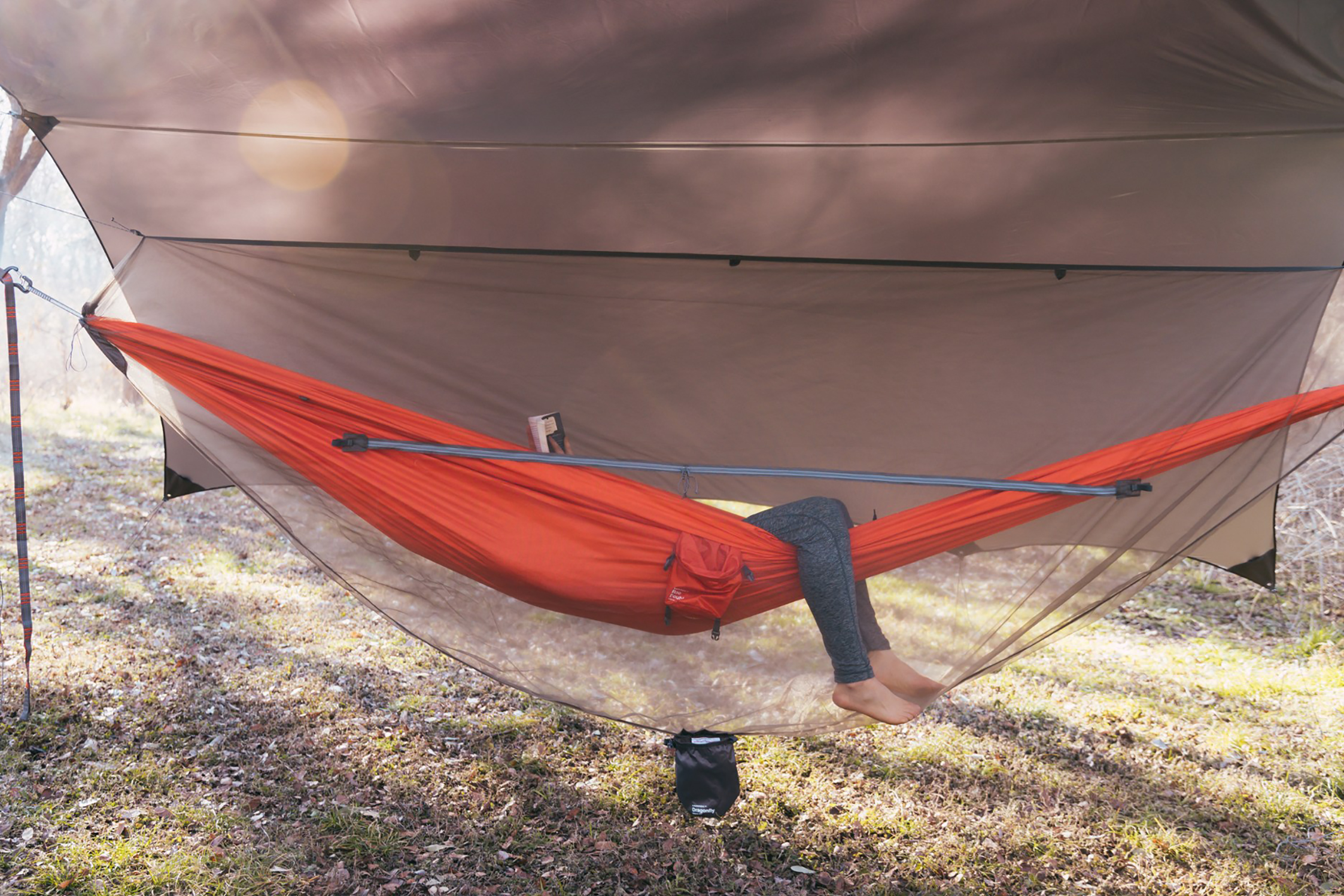 Tents vs. Hammocks: How a Traditional Camper Took to Sleeping in Trees