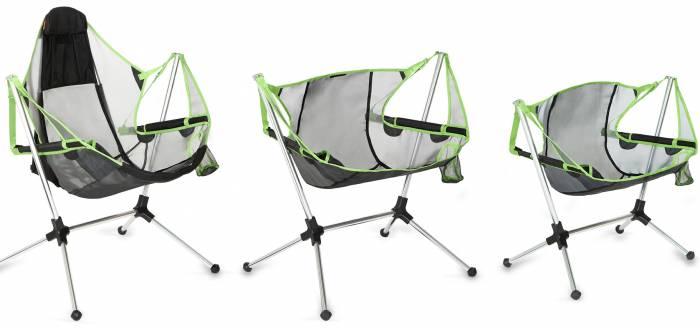 NEMO Stargaze Recliner camp chair recall