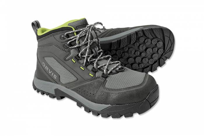 Orvis Ultralight Hiking Boots: Small Stream Fly Fishing