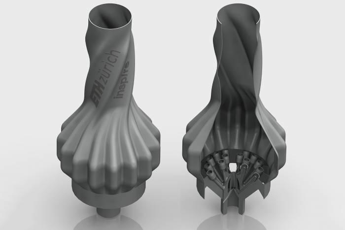 PeakBoil 3D-printed camp stove