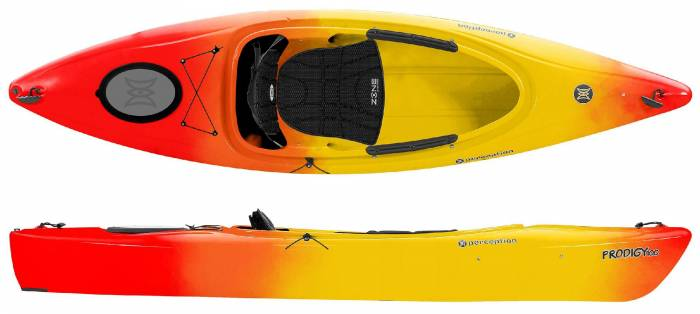 Perception Prodigy Kayak
