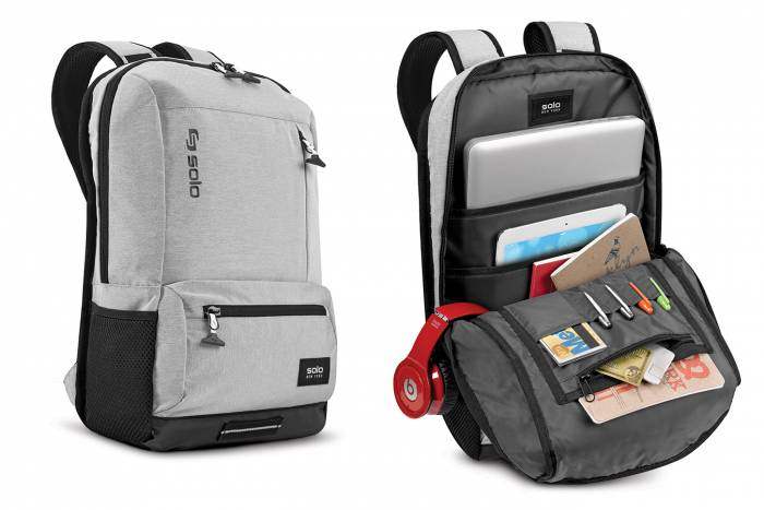 Solo New York Draft Backpack
