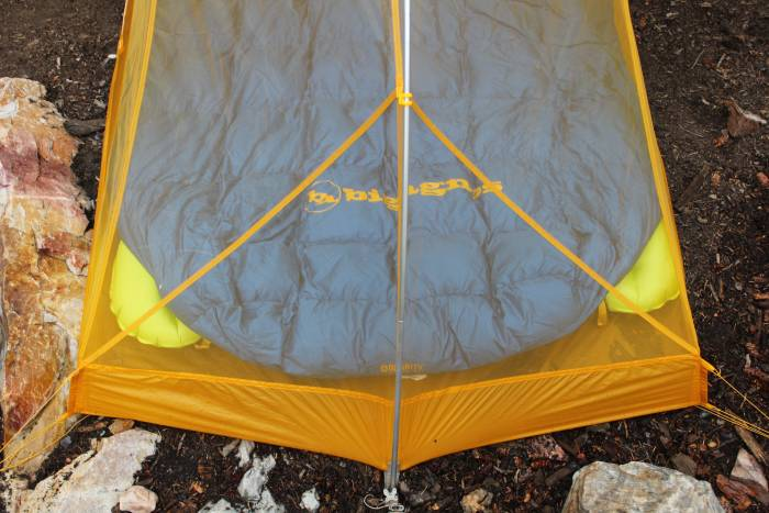 staked out tent corners tiger wall ul2