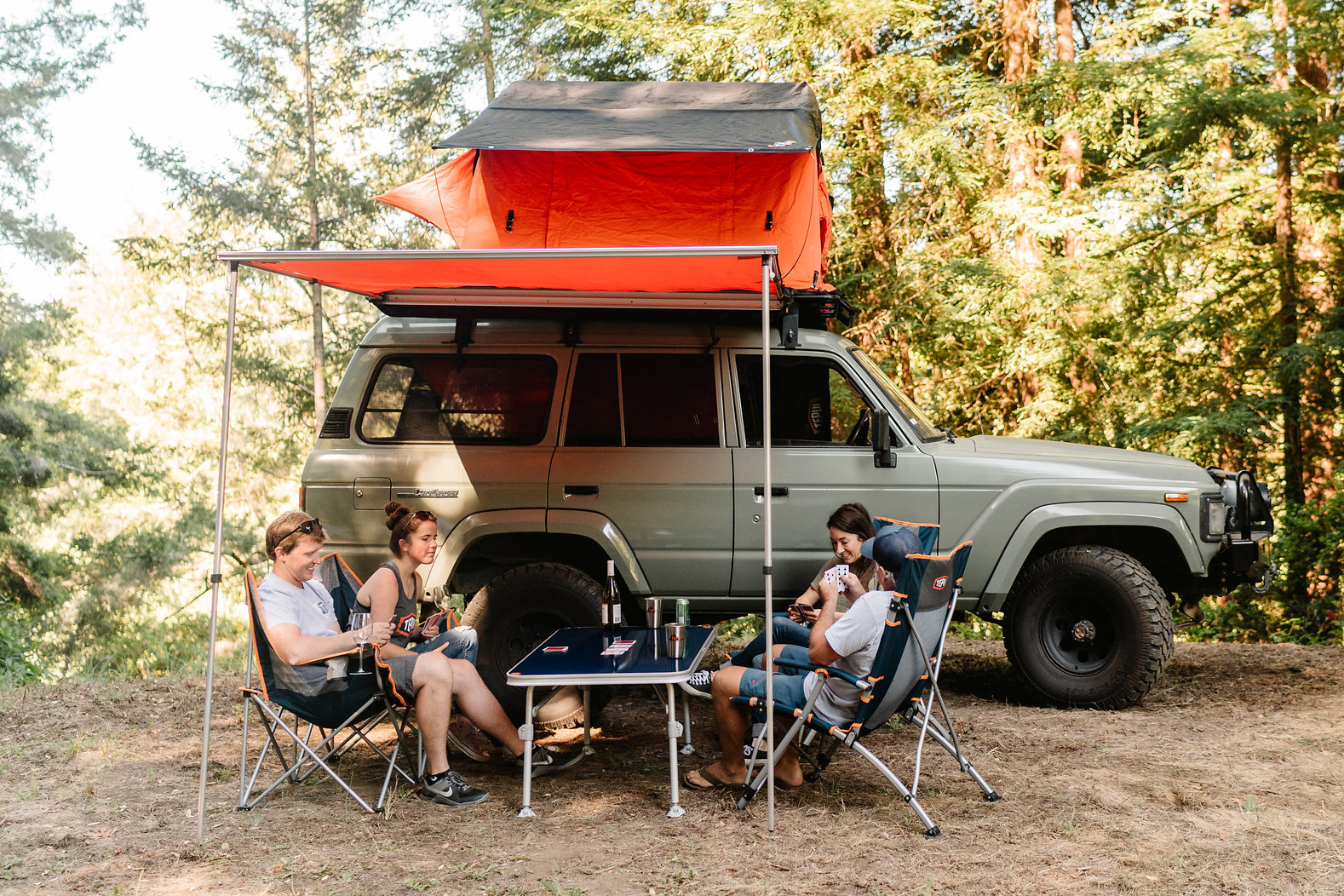 camp elevated  tepui launches full line of car