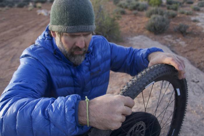 Bikepacking tires