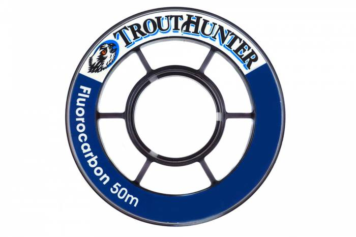 Small Stream Fly Fishing: Trouthunter Fluorocarbon Tippet